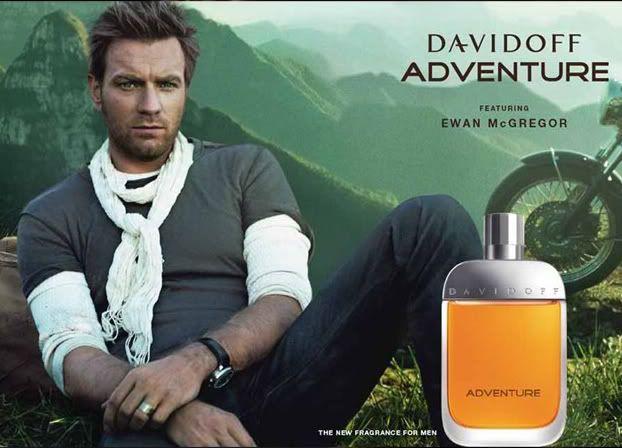 Ewan McGregor Parfum